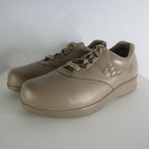 SAS Tripad 7 WW Taupe Gray Freetime Oxford Shoes